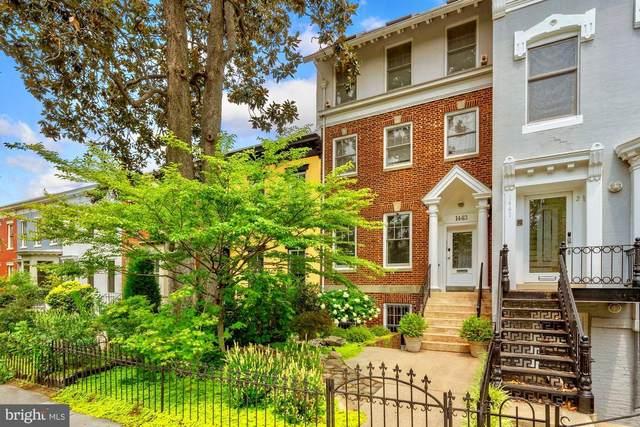 1443 S Street NW #1, WASHINGTON, DC 20009 (#DCDC2007020) :: Jennifer Mack Properties