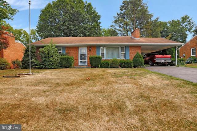 16143 Cloverton Lane, WILLIAMSPORT, MD 21795 (#MDWA2001204) :: ExecuHome Realty