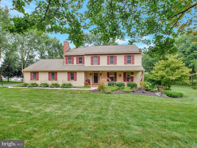 11 Walnut Drive, LINCOLN UNIVERSITY, PA 19352 (#PACT2004252) :: The Charles Graef Home Selling Team