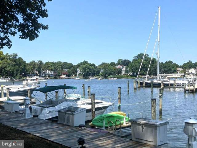 13 Spa Creek Landing A2, ANNAPOLIS, MD 21403 (#MDAA2005470) :: New Home Team of Maryland