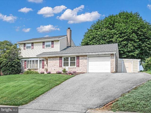 2140 Fruitville Pike, LANCASTER, PA 17601 (#PALA2002938) :: The Joy Daniels Real Estate Group