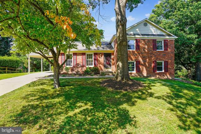 8600 Ordinary Way, ANNANDALE, VA 22003 (#VAFX2012064) :: Debbie Dogrul Associates - Long and Foster Real Estate