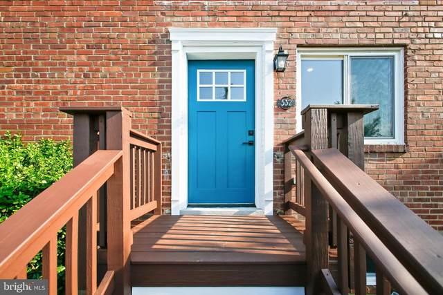 532 E Glendale Avenue, ALEXANDRIA, VA 22301 (#VAAX2002058) :: Nesbitt Realty