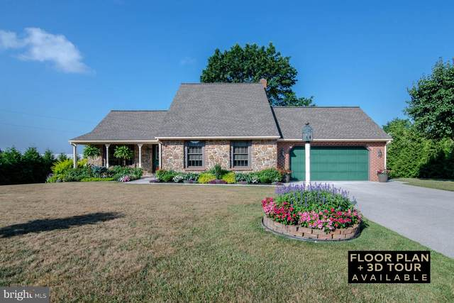 3337 Smoketown Road, SPRING GROVE, PA 17362 (#PAYK2003418) :: The Paul Hayes Group | eXp Realty