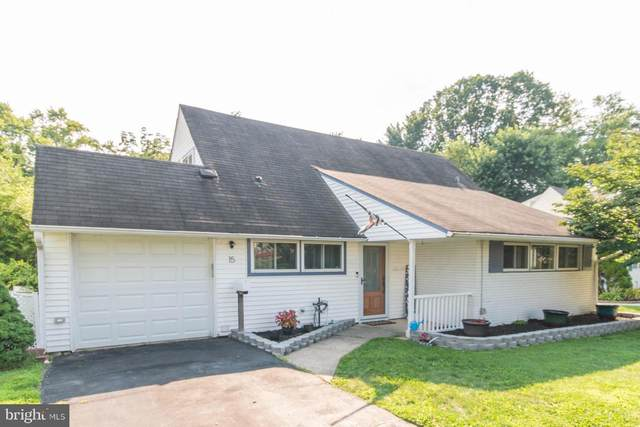 15 Highland Park Drive, LEVITTOWN, PA 19056 (#PABU2004474) :: Keller Williams Realty - Matt Fetick Team