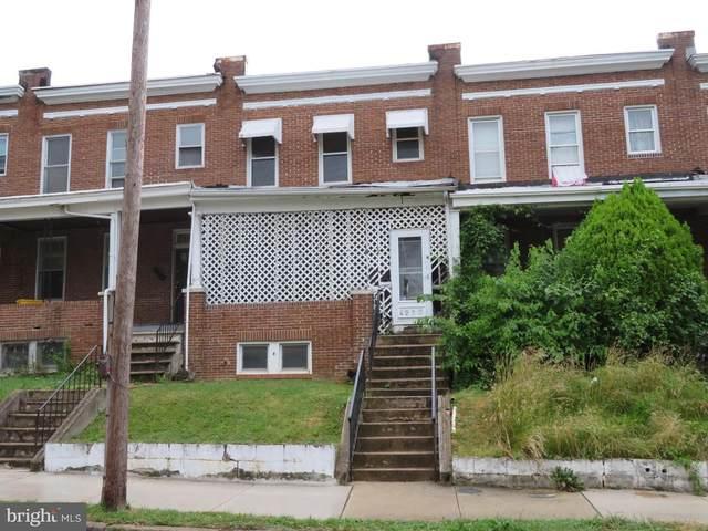 4226 Ivanhoe Avenue, BALTIMORE, MD 21212 (#MDBA2006538) :: Dart Homes