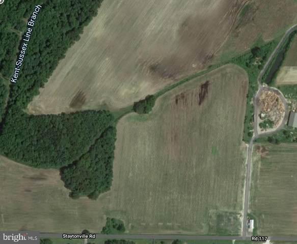 Lot 2 Staytonville Rd, GREENWOOD, DE 19950 (#DESU2003256) :: LoCoMusings
