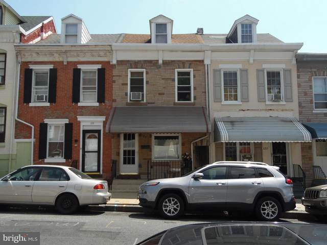 125 S 11TH Street, READING, PA 19602 (#PABK2002378) :: Iron Valley Real Estate
