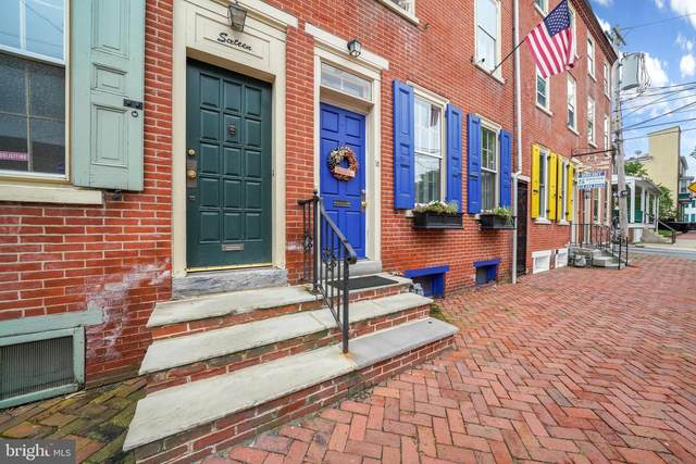 18 W Miner Street, WEST CHESTER, PA 19382 (#PACT2004268) :: Century 21 Dale Realty Co