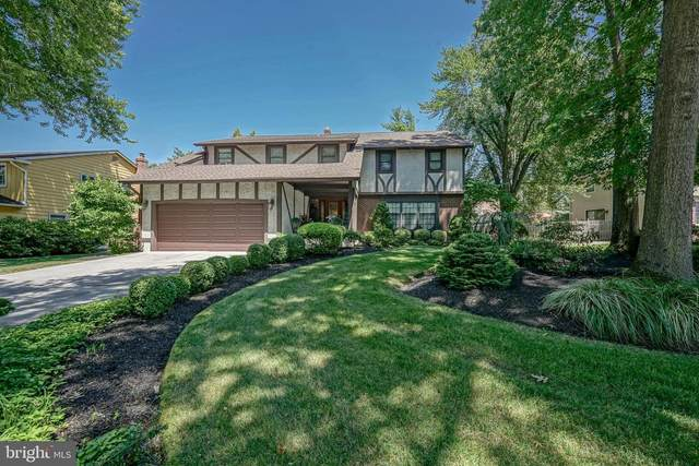 1145 Liberty Bell Drive, CHERRY HILL, NJ 08003 (#NJCD2003952) :: Murray & Co. Real Estate