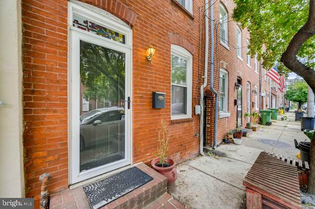 2006 Fountain Street, BALTIMORE, MD 21231 (#MDBA2006554) :: Eng Garcia Properties, LLC