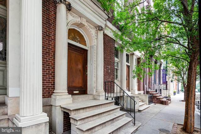 8 W Madison Street #25, BALTIMORE, MD 21201 (#MDBA2006558) :: ExecuHome Realty