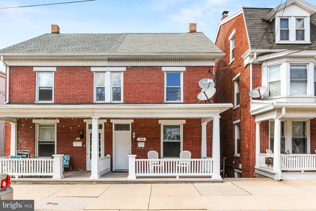 609 W Broadway, RED LION, PA 17356 (#PAYK2003438) :: BayShore Group of Northrop Realty