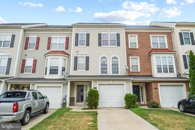 5421 Upper Mill Terrace S, FREDERICK, MD 21703 (#MDFR2003314) :: Blackwell Real Estate