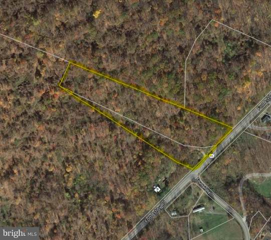 Route 46, KEYSER, WV 26726 (#WVMI2000144) :: Great Falls Great Homes