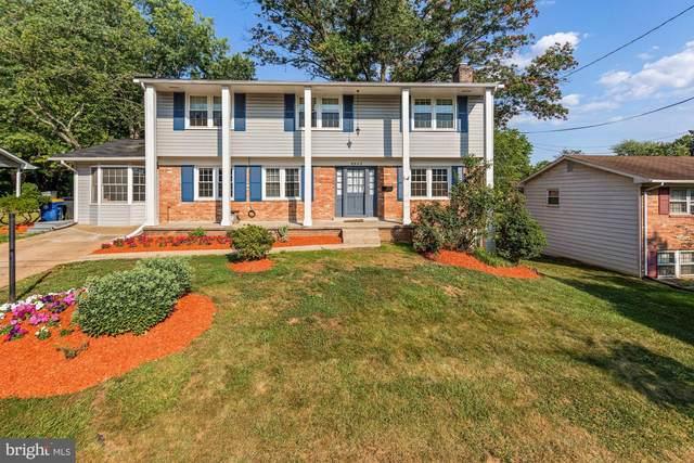 6603 Rycroft Avenue, NEW CARROLLTON, MD 20784 (#MDPG2006318) :: Tom & Cindy and Associates