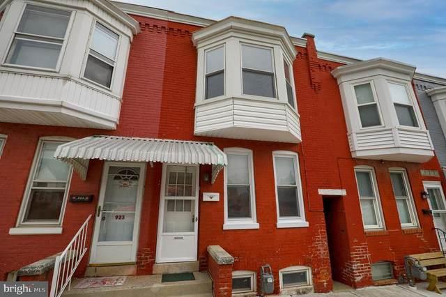 921 N Pine Street, YORK, PA 17404 (#PAYK2003444) :: The Joy Daniels Real Estate Group