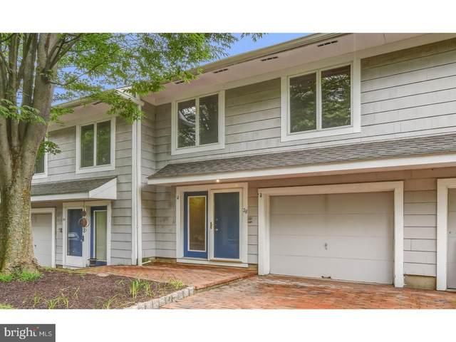 28 Mountain Avenue, PRINCETON, NJ 08540 (MLS #NJME2002910) :: The Dekanski Home Selling Team
