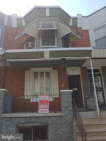 112 S Alden Street, PHILADELPHIA, PA 19139 (#PAPH2016236) :: Keller Williams Realty - Matt Fetick Team