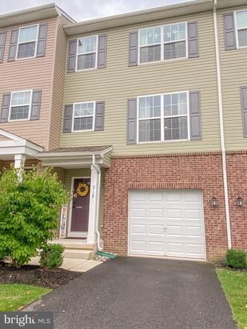 218 Sal Corma Place, WENONAH, NJ 08090 (#NJGL2002596) :: Bowers Realty Group