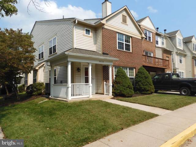 2635 Warren Way 1-6, FREDERICK, MD 21701 (#MDFR2003326) :: ExecuHome Realty