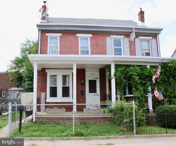 6744 Vandike Street, PHILADELPHIA, PA 19135 (#PAPH2016256) :: Keller Williams Realty - Matt Fetick Team