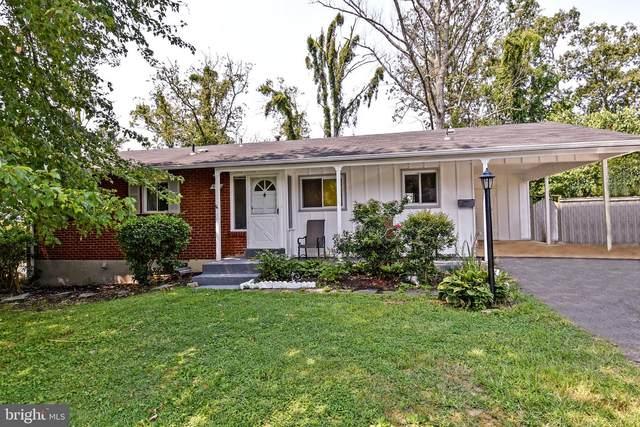 6414 Cottonwood Drive, ALEXANDRIA, VA 22310 (#VAFX2012218) :: Century 21 Dale Realty Co