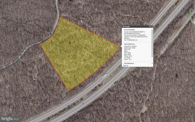 1722 Old Morgantown Road, FRIENDSVILLE, MD 21531 (#MDGA2000548) :: Jacobs & Co. Real Estate
