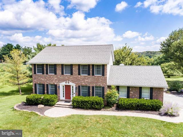 7229 Glenridge Drive, MOUNT AIRY, MD 21771 (#MDCR2001444) :: The Charles Graef Home Selling Team