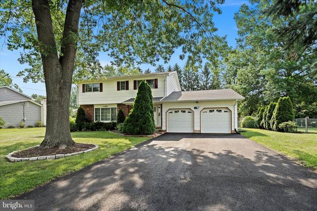 348 George Dye Road, HAMILTON, NJ 08690 (MLS #NJME2002936) :: The Sikora Group