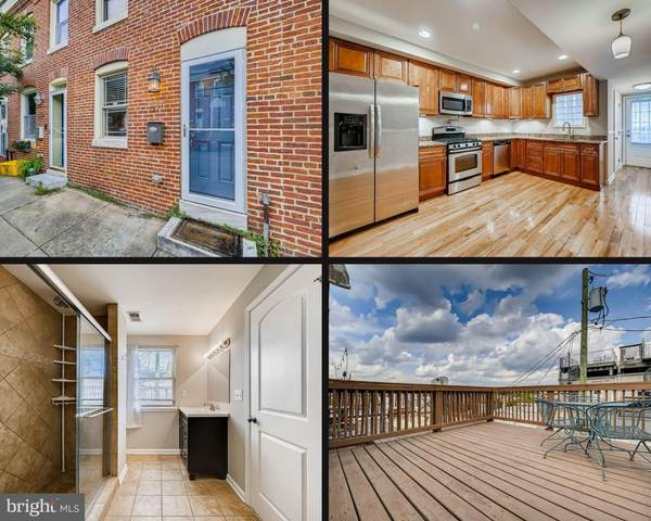 611 S Rose Street, BALTIMORE, MD 21224 (#MDBA2006600) :: New Home Team of Maryland