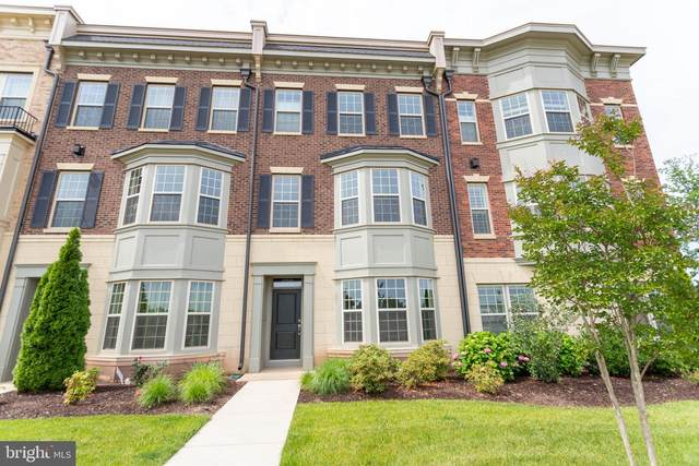 602 Fair Winds Way, NATIONAL HARBOR, MD 20745 (#MDPG2006392) :: The Licata Group / EXP Realty