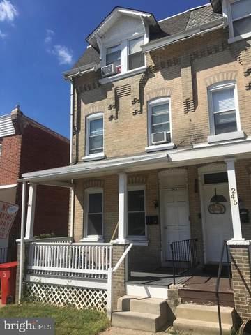 243 Buttonwood Street 1ST FLOOR, NORRISTOWN, PA 19401 (#PAMC2006384) :: Nesbitt Realty