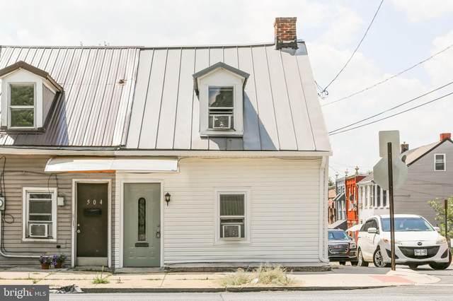 502 S Queen Street, LANCASTER, PA 17603 (#PALA2002990) :: Flinchbaugh & Associates