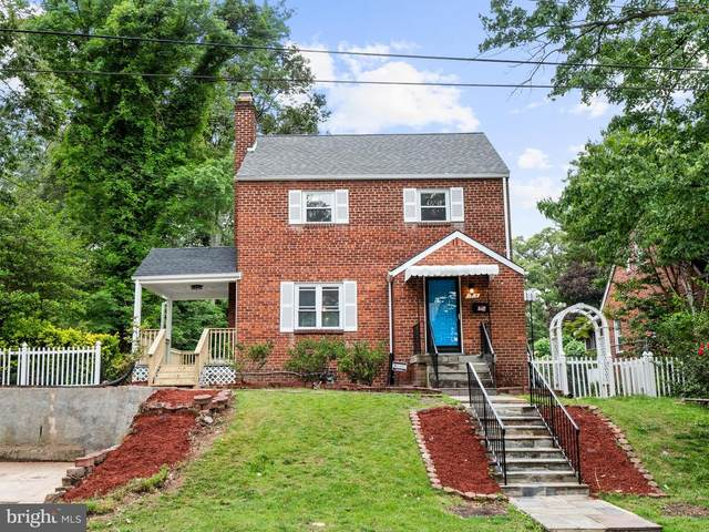1712 61ST Avenue, CHEVERLY, MD 20785 (#MDPG2006414) :: The Sky Group