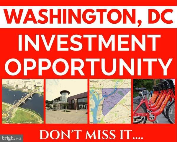 2223 14TH Street SE, WASHINGTON, DC 20020 (#DCDC2007118) :: A Magnolia Home Team
