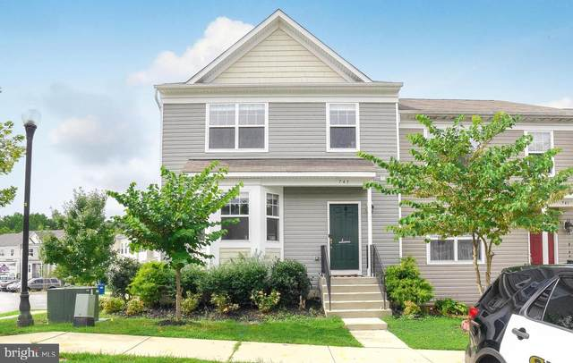 745 Pin Oak Court, PRINCE FREDERICK, MD 20678 (#MDCA2001138) :: Ultimate Selling Team