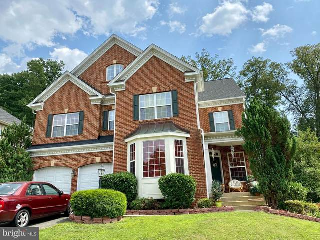 3659 Expedition Drive, TRIANGLE, VA 22172 (#VAPW2004764) :: RE/MAX Cornerstone Realty