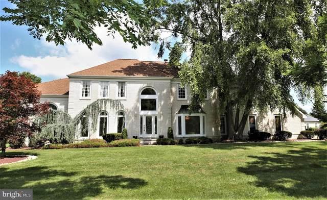17 Banff Drive, PRINCETON JUNCTION, NJ 08550 (#NJME2002962) :: Rowack Real Estate Team