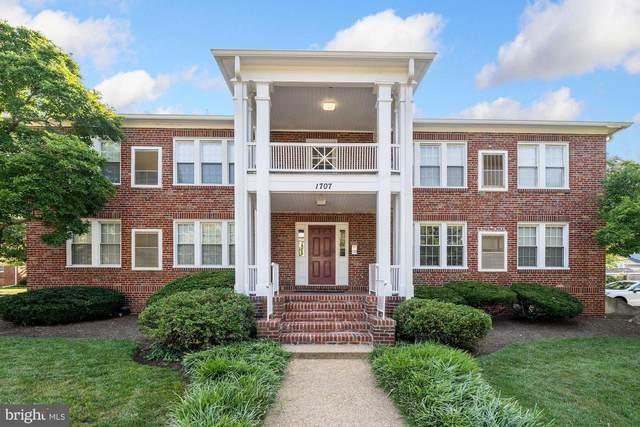 1707 Dewitt Avenue B, ALEXANDRIA, VA 22301 (#VAAX2002120) :: Debbie Dogrul Associates - Long and Foster Real Estate