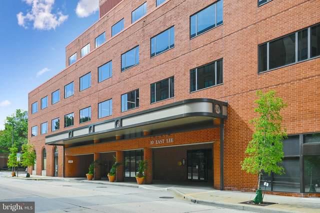 10 E Lee Street #701, BALTIMORE, MD 21202 (#MDBA2006652) :: Eng Garcia Properties, LLC