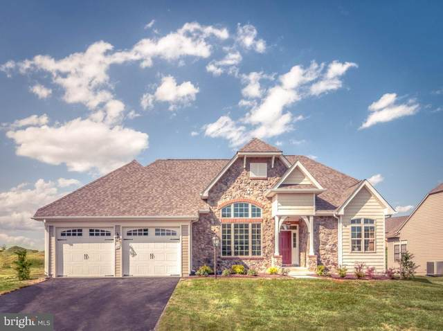 73 CLAYMONT HILL Street, CHARLES TOWN, WV 25414 (#WVJF2000612) :: The MD Home Team