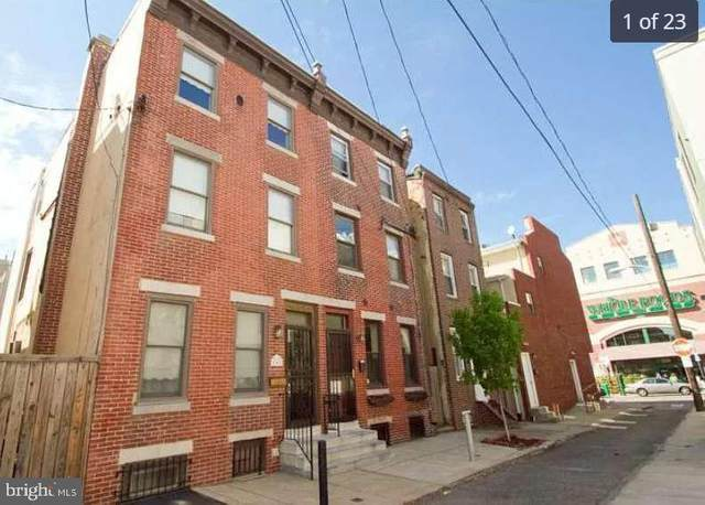 608 S Delhi Street, PHILADELPHIA, PA 19147 (#PAPH2016464) :: Blackwell Real Estate