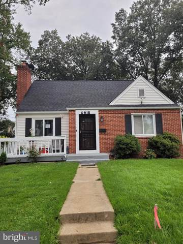 6915 Foster Street, DISTRICT HEIGHTS, MD 20747 (#MDPG2006524) :: Shamrock Realty Group, Inc