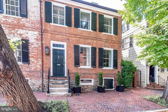 210 N Fairfax Street, ALEXANDRIA, VA 22314 (#VAAX2002130) :: Debbie Dogrul Associates - Long and Foster Real Estate