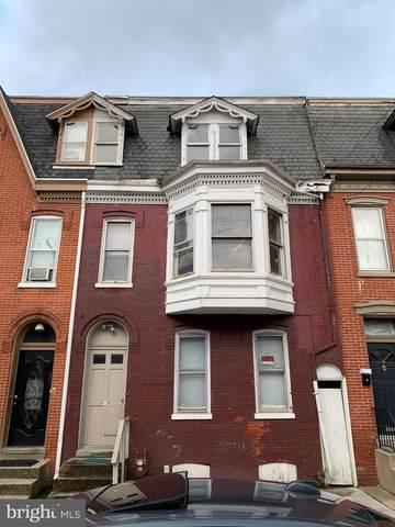 326 E King Street, YORK, PA 17403 (#PAYK2003542) :: Talbot Greenya Group