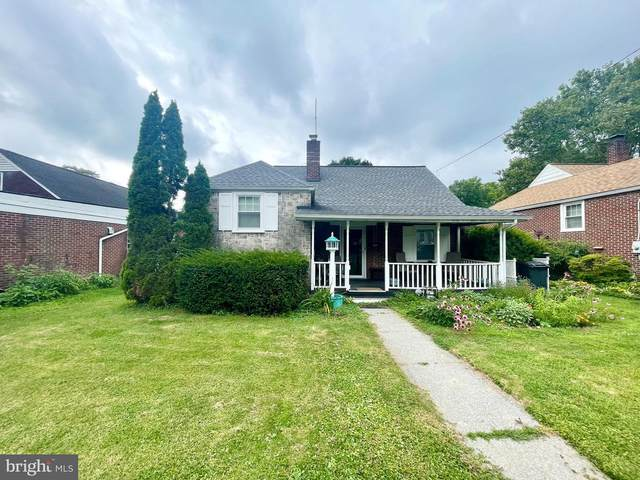 329 S 3RD AVE, LEBANON, PA 17042 (#PALN2000870) :: Iron Valley Real Estate