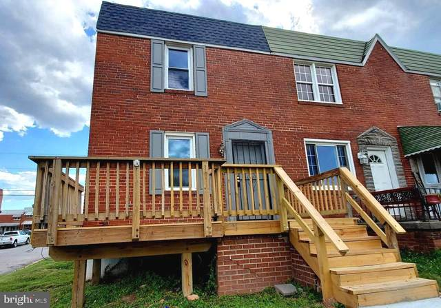 2056 Grinnalds Avenue, BALTIMORE, MD 21230 (#MDBA2006684) :: The Maryland Group of Long & Foster Real Estate