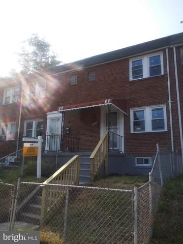 3020 Grantley Avenue, BALTIMORE, MD 21215 (#MDBA2006694) :: Talbot Greenya Group