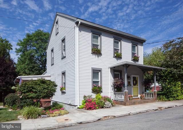 10 S Locust Street, MARIETTA, PA 17547 (#PALA2003018) :: The Craig Hartranft Team, Berkshire Hathaway Homesale Realty